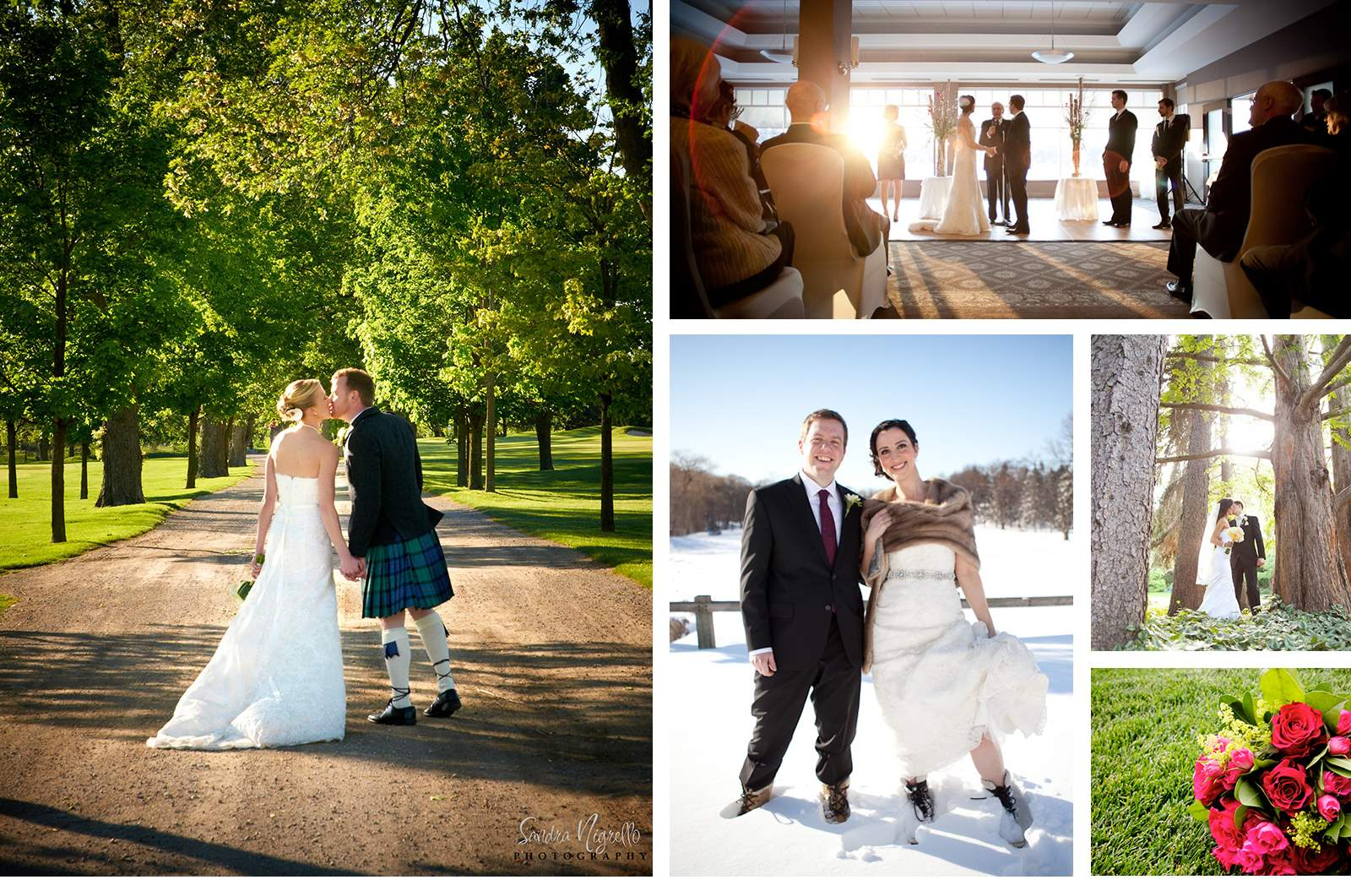 Weddings at Islington Golf Club